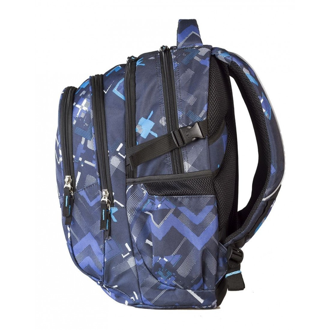 Plecak młodzieżowy CoolPack CP - 4 przegrody FACTOR DARTS 447 - plecak-tornister.pl