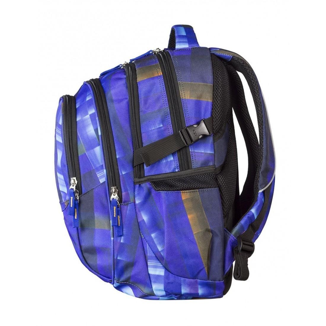 Plecak młodzieżowy CoolPack CP - 4 przegrody FACTOR DUSK 443 - plecak-tornister.pl