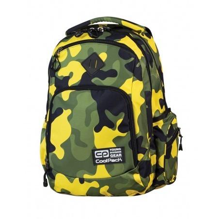 Plecak młodzieżowy COOLPACK BREAK MORO YELLOW CP 602