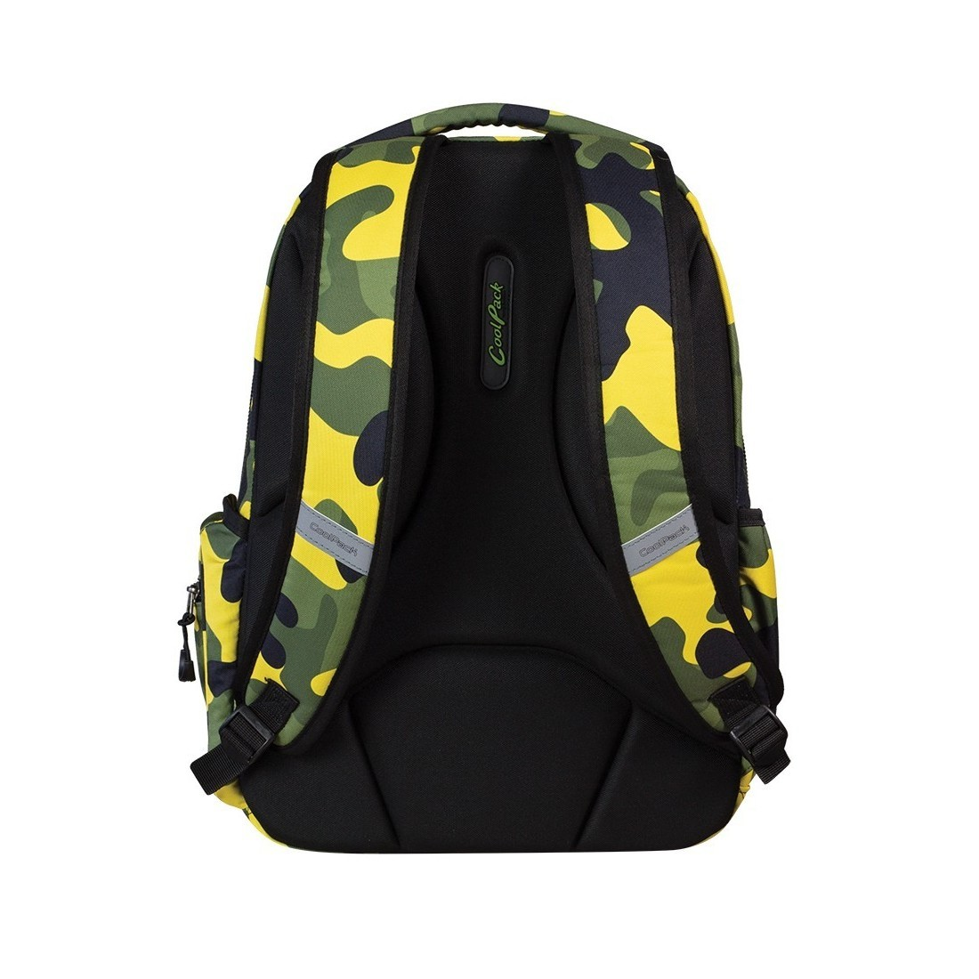 Plecak młodzieżowy COOLPACK BREAK MORO YELLOW CP 602 - plecak-tornister.pl