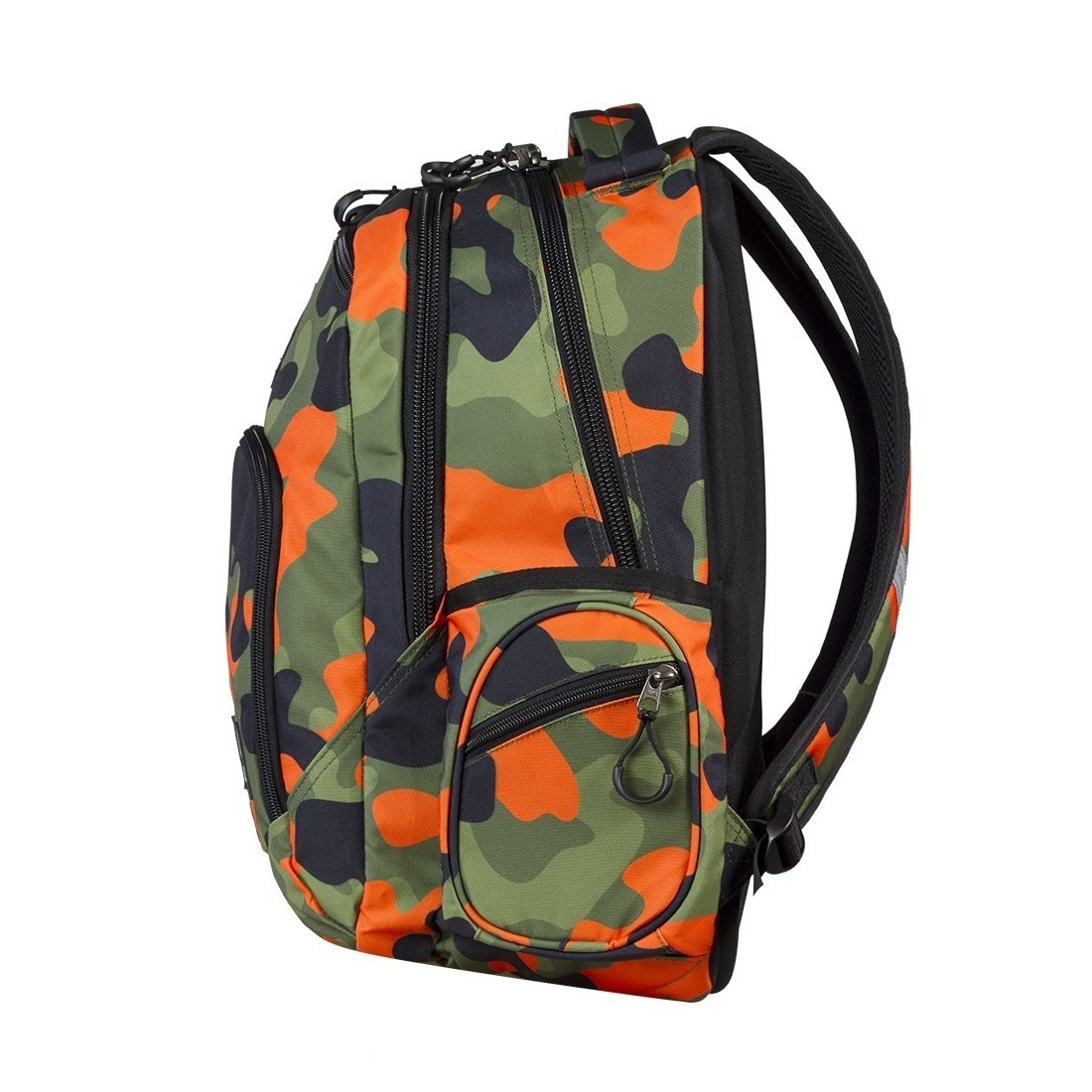 Plecak młodzieżowy COOLPACK BREAK MORO ORANGE CP 601 - plecak-tornister.pl
