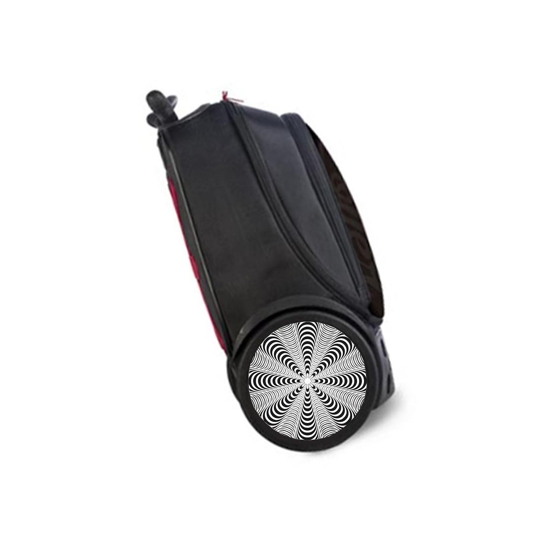 Naklejki na kółka Roller Dizzy - plecak-tornister.pl