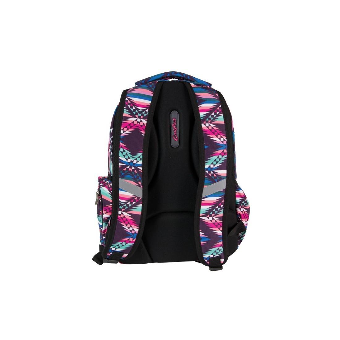 PLECAK MŁODZIEŻOWY COOLPACK BREAK PINK MEXICO CP 270 - plecak-tornister.pl