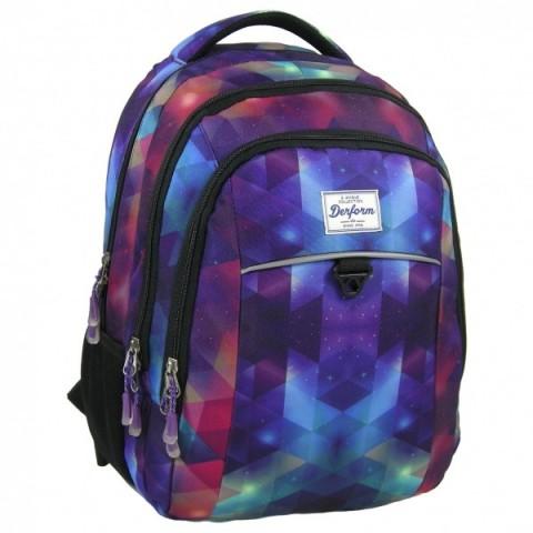 Plecak młodzieżowy galaxy colors