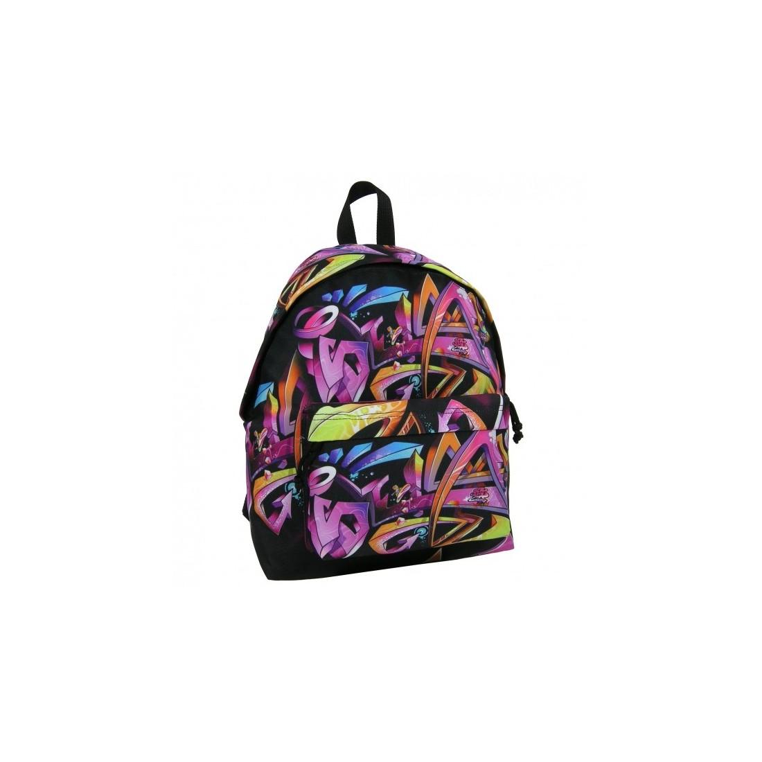 Plecak młodzieżowy Fullprint Graffiti - plecak-tornister.pl