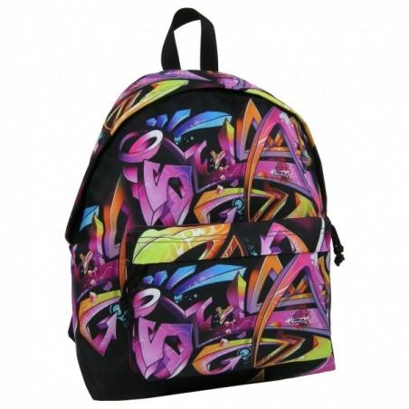 Plecak młodzieżowy Fullprint Graffiti