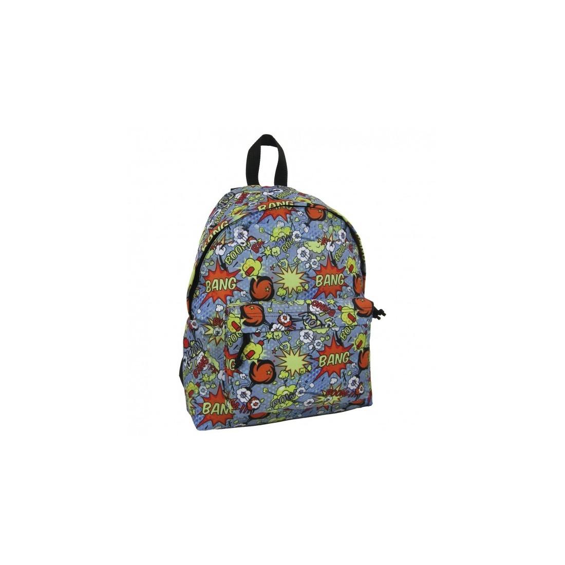 Plecak młodzieżowy Fullprint Bang - plecak-tornister.pl