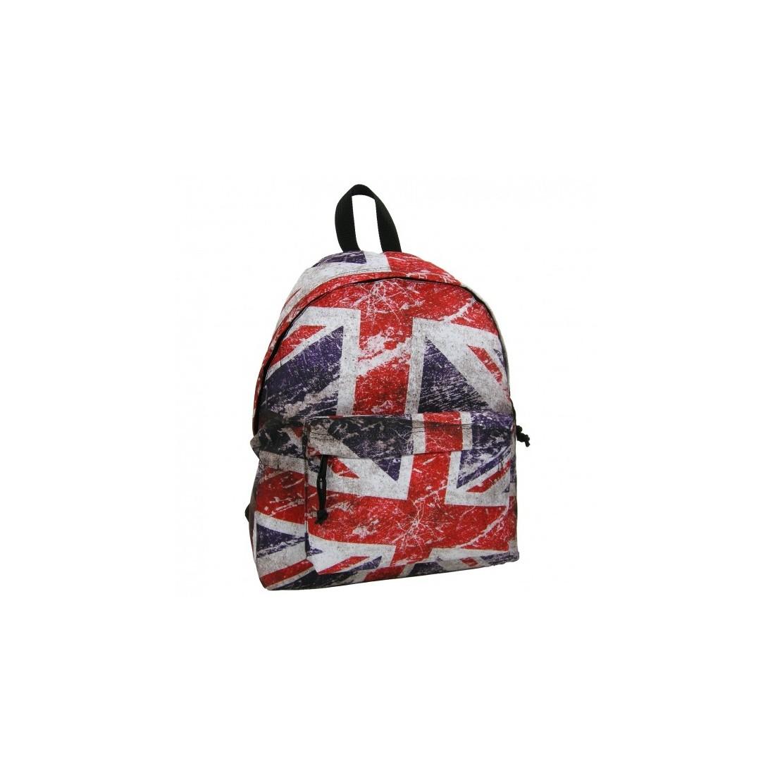 Plecak młodzieżowy Fullprint British - plecak-tornister.pl