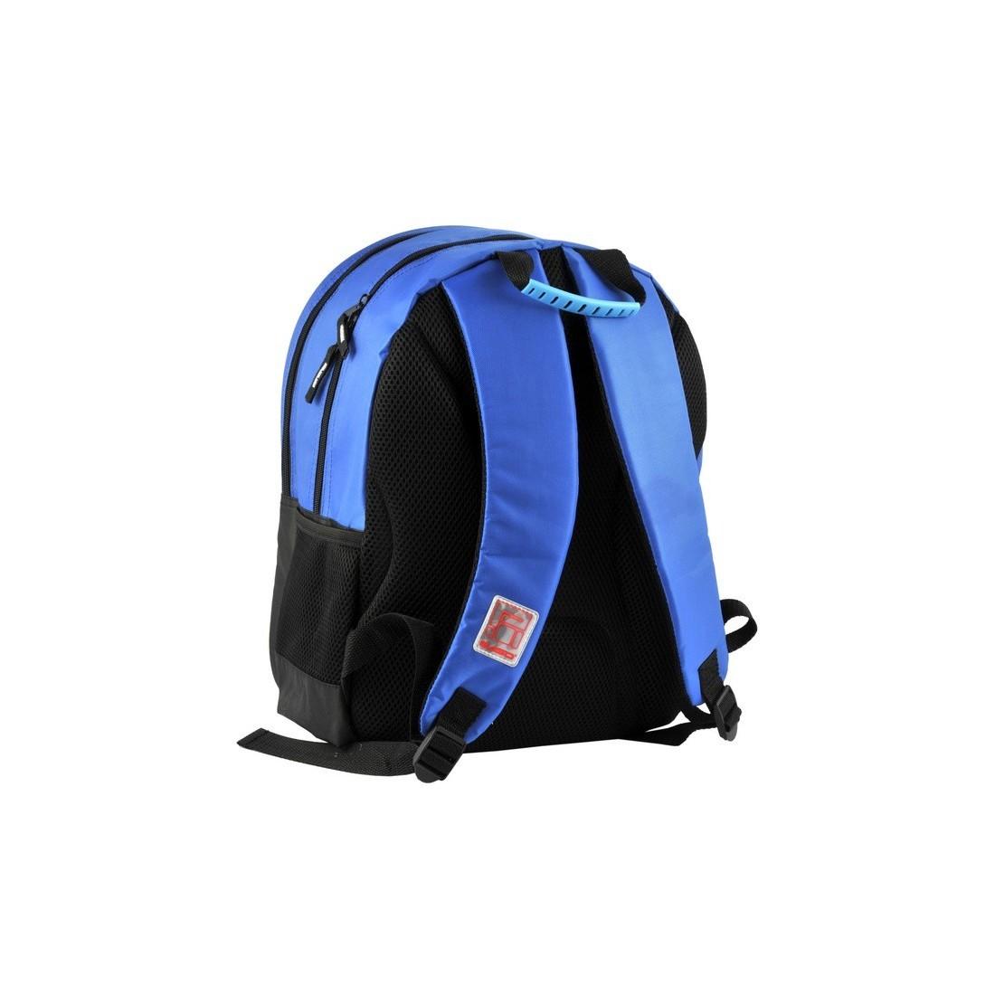 Plecak z piłką niebieski - plecak-tornister.pl