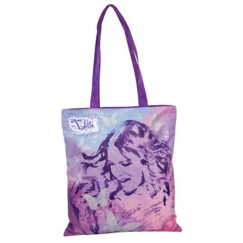 Torba na ramię Violetta fioletowa