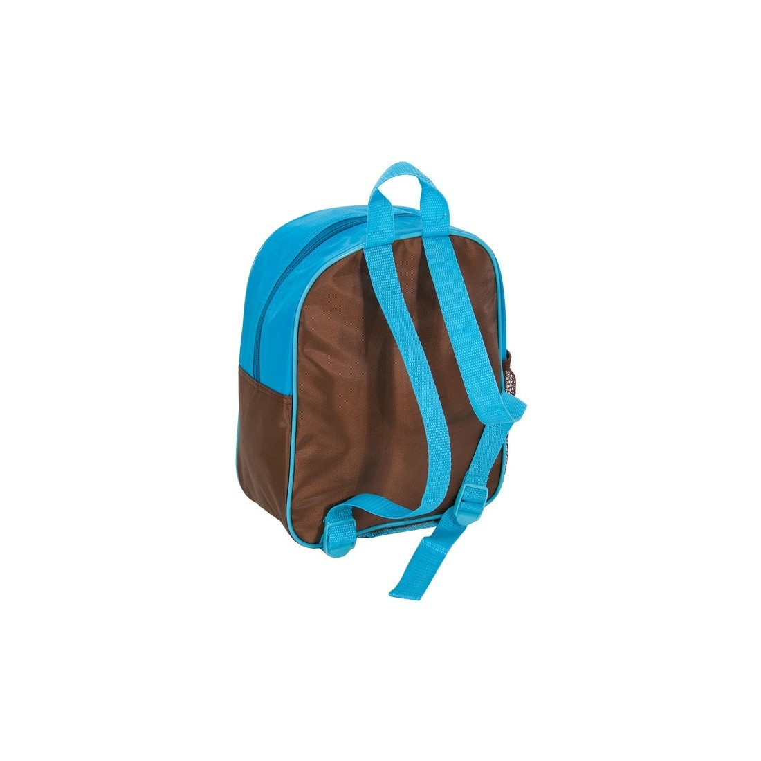 Plecaczek Rachael Hale niebieski z labradorem - plecak-tornister.pl