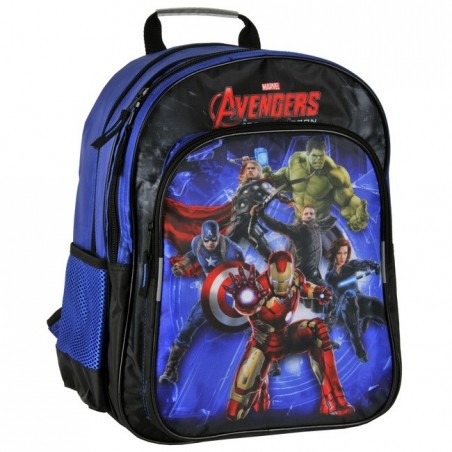 Plecak Avengers granatowy