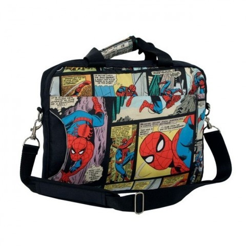 Torba na laptop Spider-Man komiks