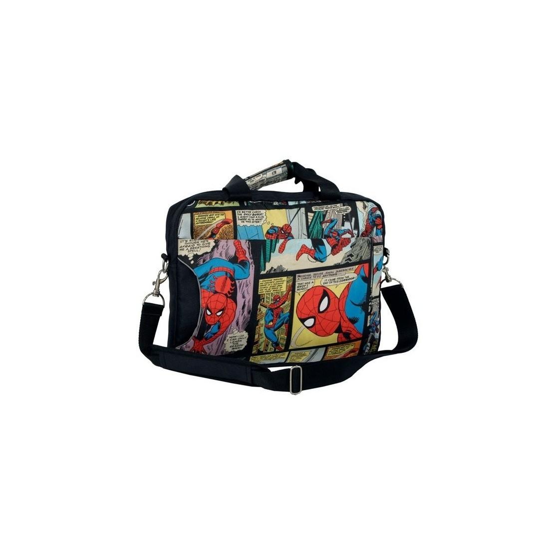 Torba na laptop Spider-Man komiks - plecak-tornister.pl