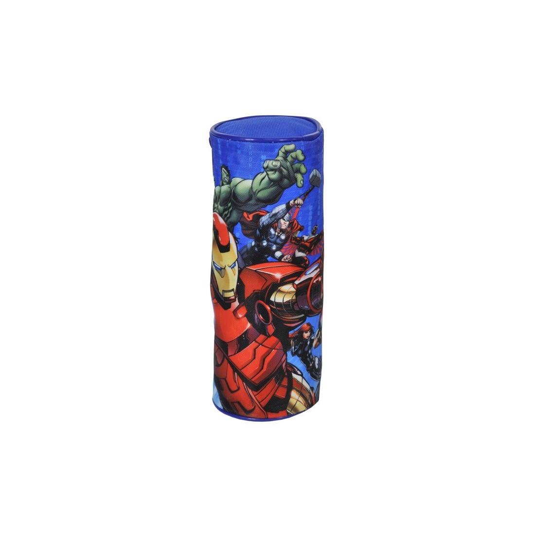 Tuba Avengers niebieska - plecak-tornister.pl