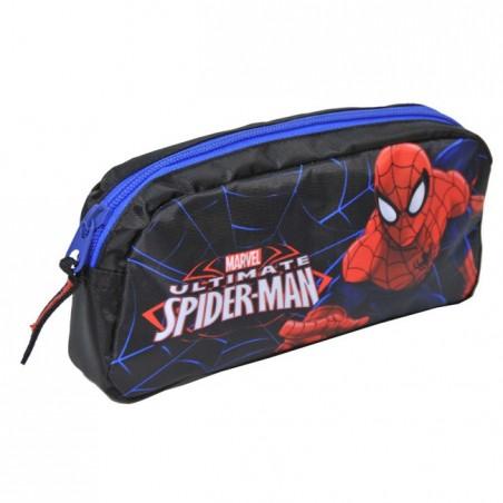 Piórnik szkolny Spider-Man saszetka