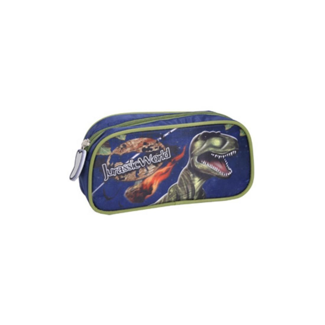Piórnik szkolny Dinozaur - plecak-tornister.pl