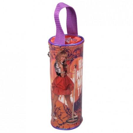 Piórnik szkolny tuba Hannah Montana