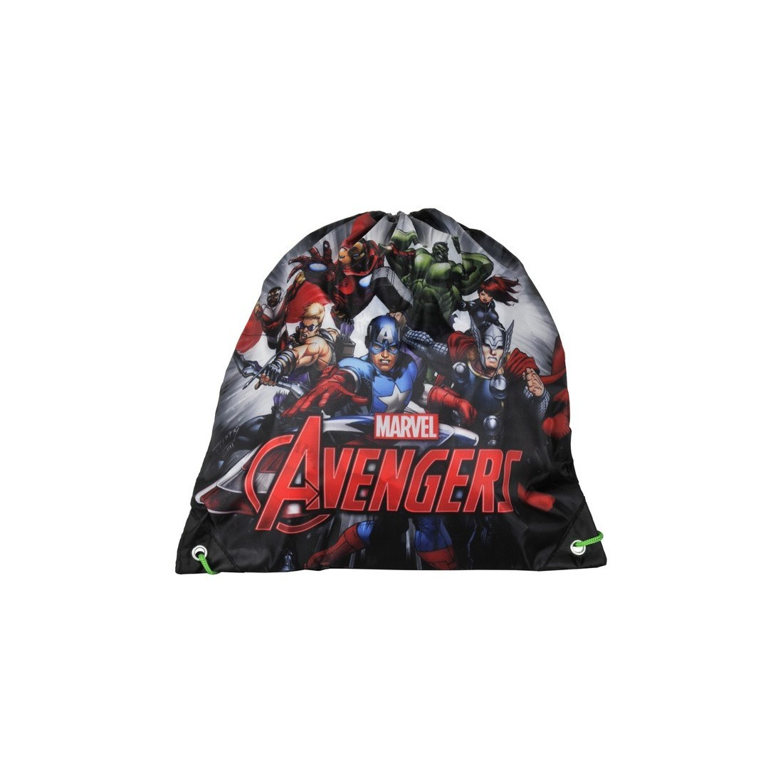 Worek szkolny Avengers - plecak-tornister.pl