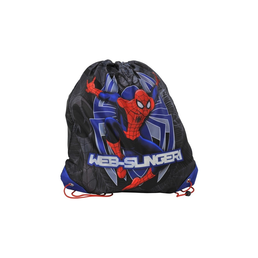 Worek szkolny Spider-Man - plecak-tornister.pl