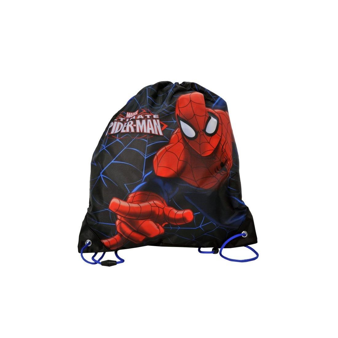 Worek na obuwie Spider-Man - plecak-tornister.pl