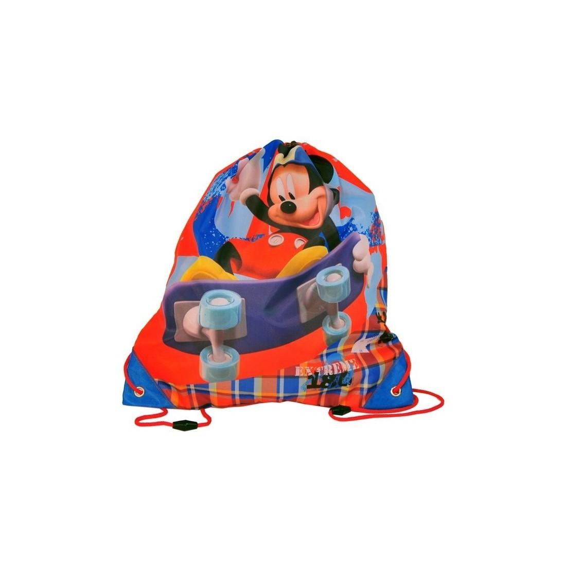 Worek na obuwie Myszka Mickey - plecak-tornister.pl