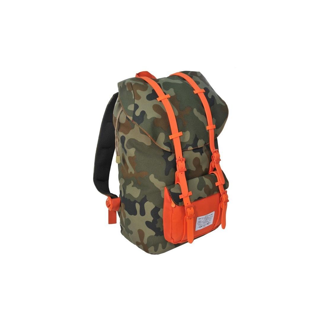 Plecak Premium Moro pomarańczowy - plecak-tornister.pl