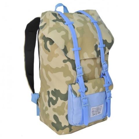 Plecak Premium Moro niebieski