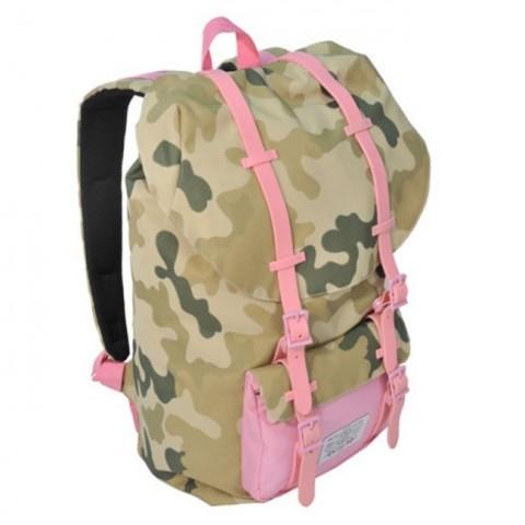 Plecak Premium Moro różowy