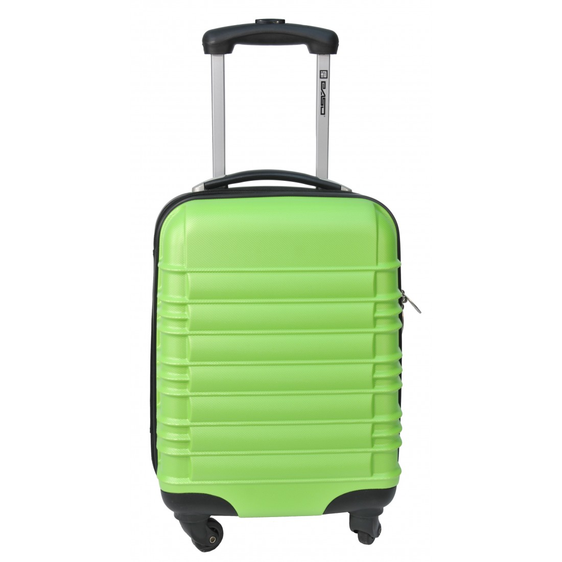 Walizka mała zielona ABS - plecak-tornister.pl
