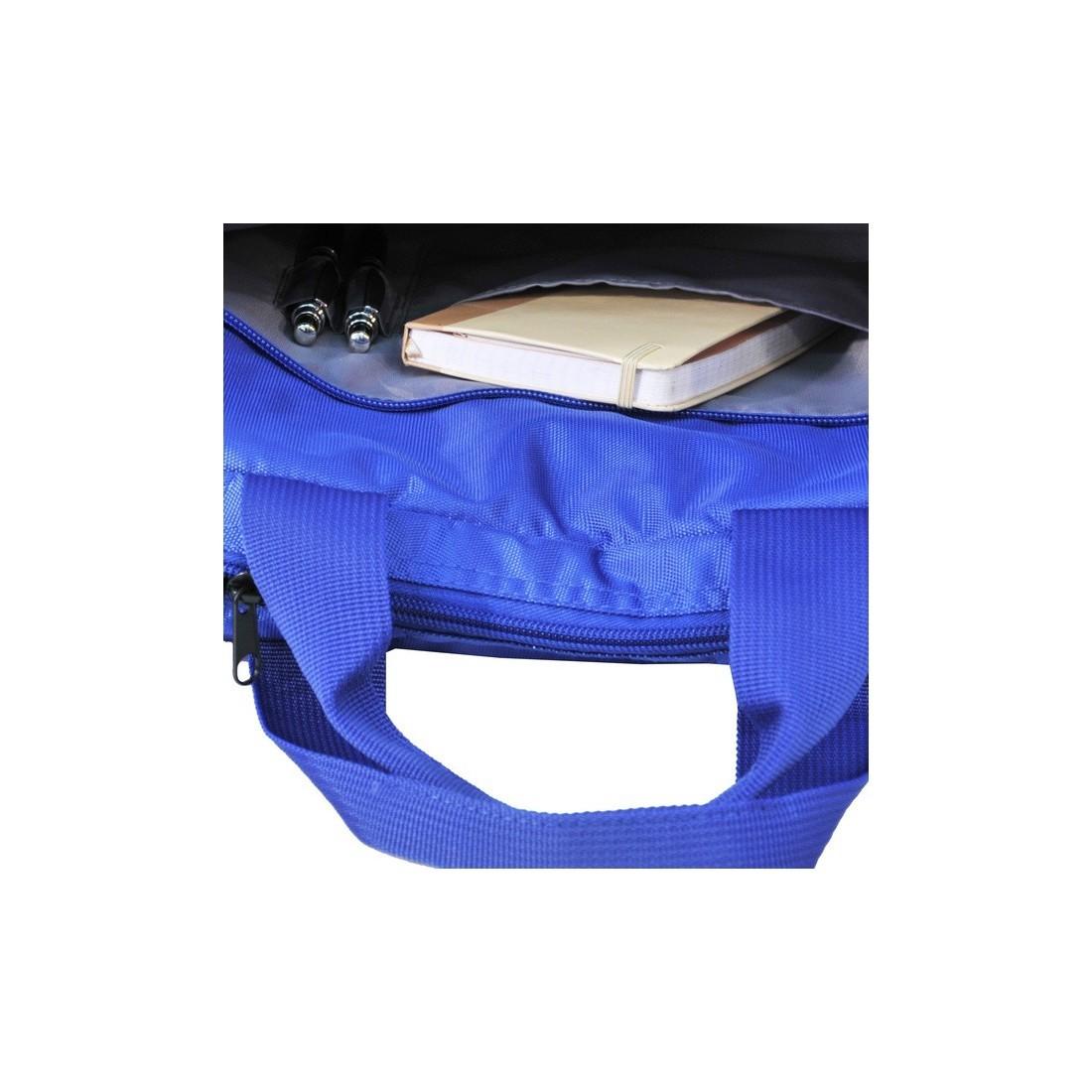 Torba na laptop niebieska - plecak-tornister.pl