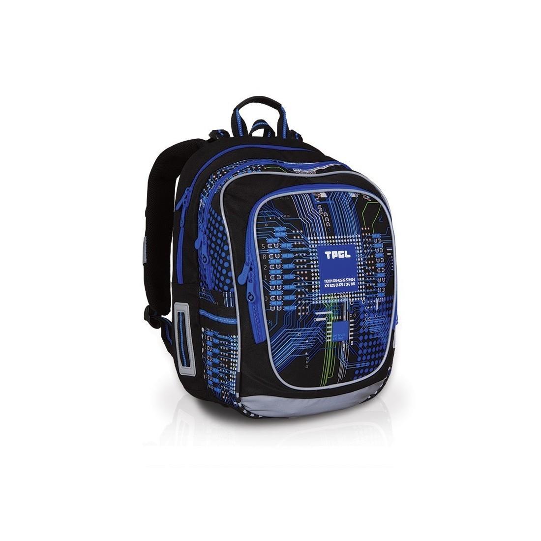 b16115211dd34 Plecak szkolny CHI 742 TOPGAL - plecak-tornister.pl