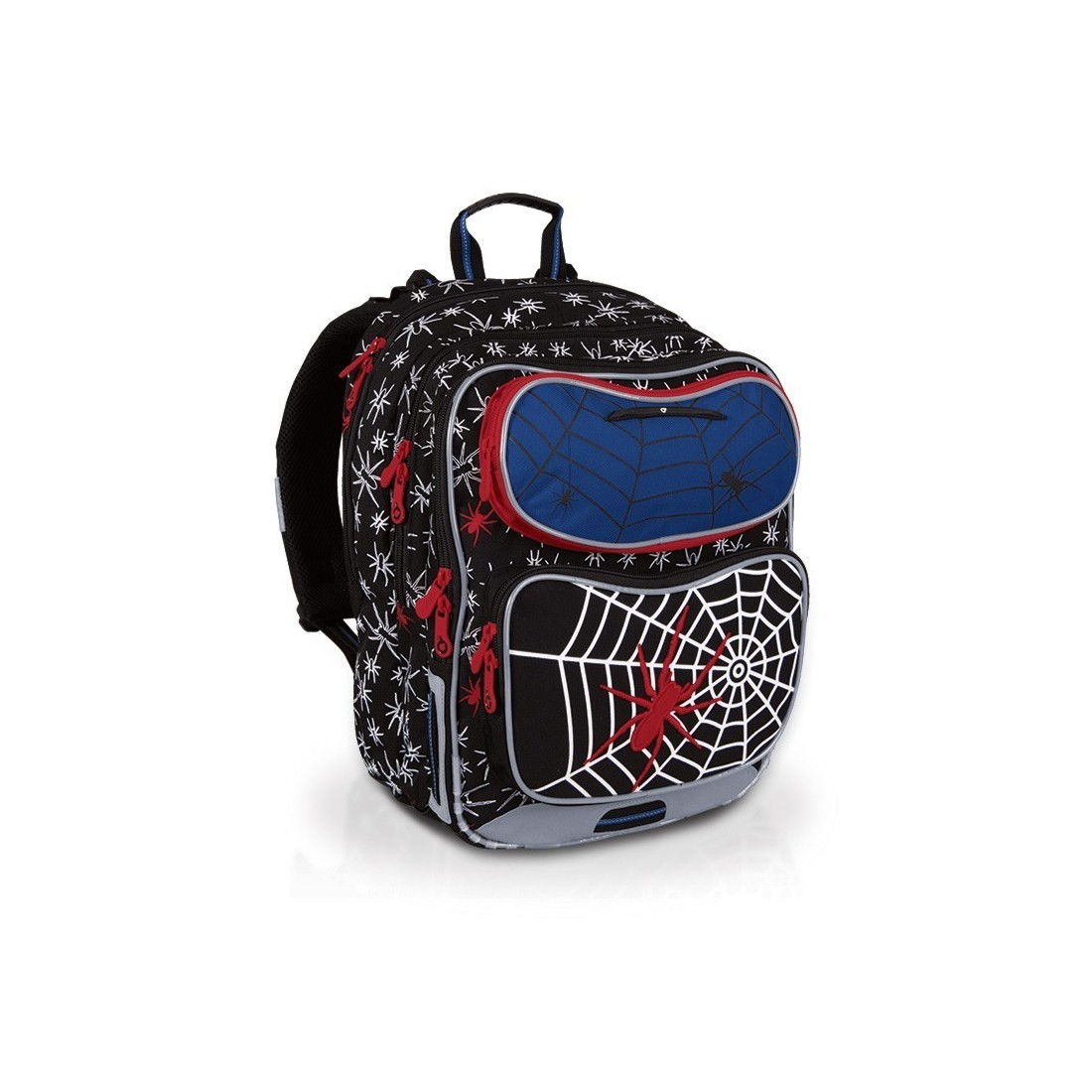 a1bf4b3311570 Plecak szkolny CHI 601 TOPGAL - plecak-tornister.pl