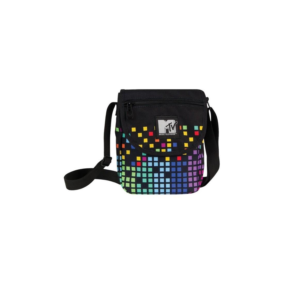 Mała torebka na ramię Coolpack Mtv Equalizer - plecak-tornister.pl