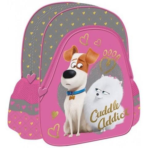 Plecaczek mały Sekretne życie zwierzaków domowych Pets dla dziewczynki