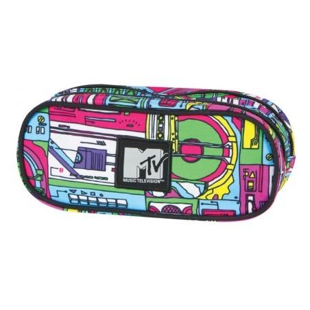 Piórnik Coolpack Podwójny MTV Music