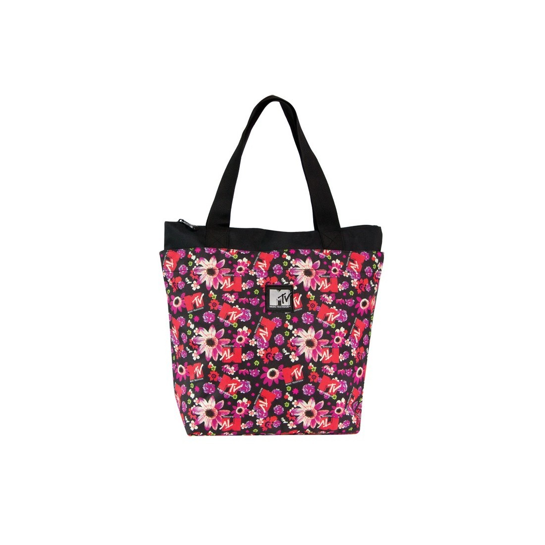 Torba na ramię Coolpack MTV Flowers - plecak-tornister.pl