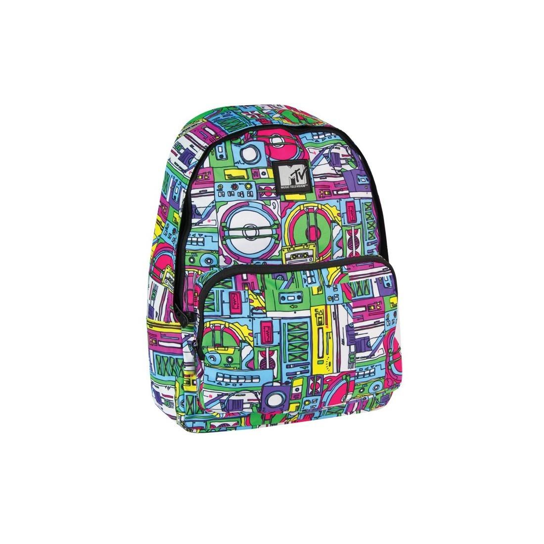 Plecak młodzieżowy Coolpack MTV Music - plecak-tornister.pl