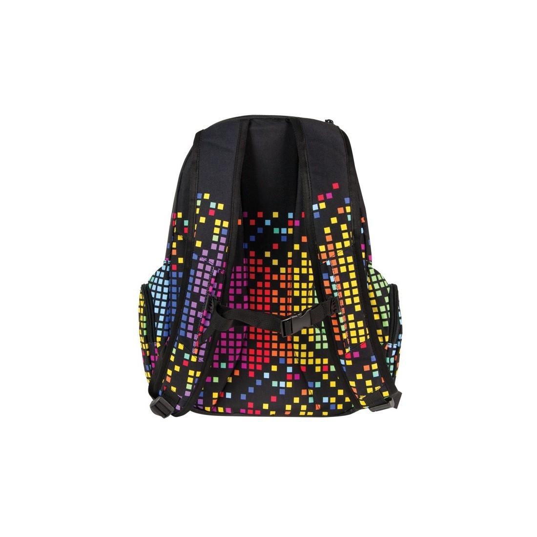 Plecak młodzieżowy duży MTV Coolpack Equalizer - plecak-tornister.pl