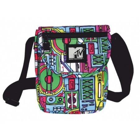 Mała torebka na ramię Coolpack MTV Music