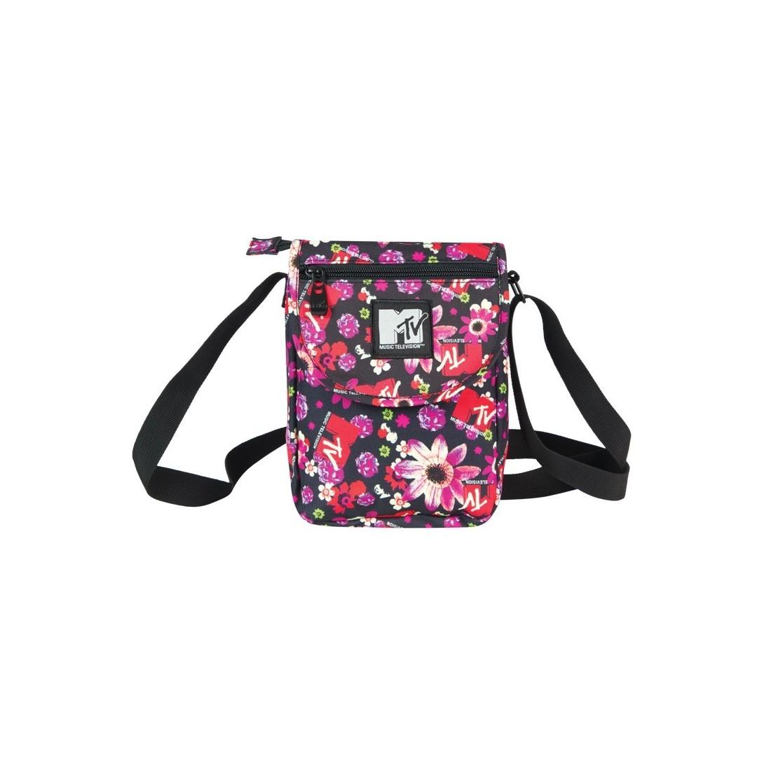 Mała torebka na ramię Coolpack Mtv Flowers - plecak-tornister.pl