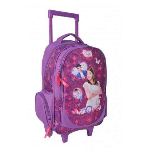 Plecak na kółkach Violetta
