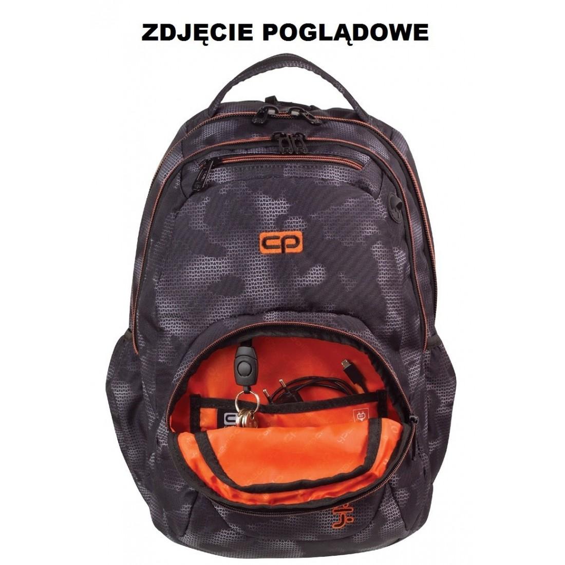 209885a7b2ac0 ... Plecak młodzieżowy CoolPack CP SMASH PLUMES 962 w kolorowe piórka