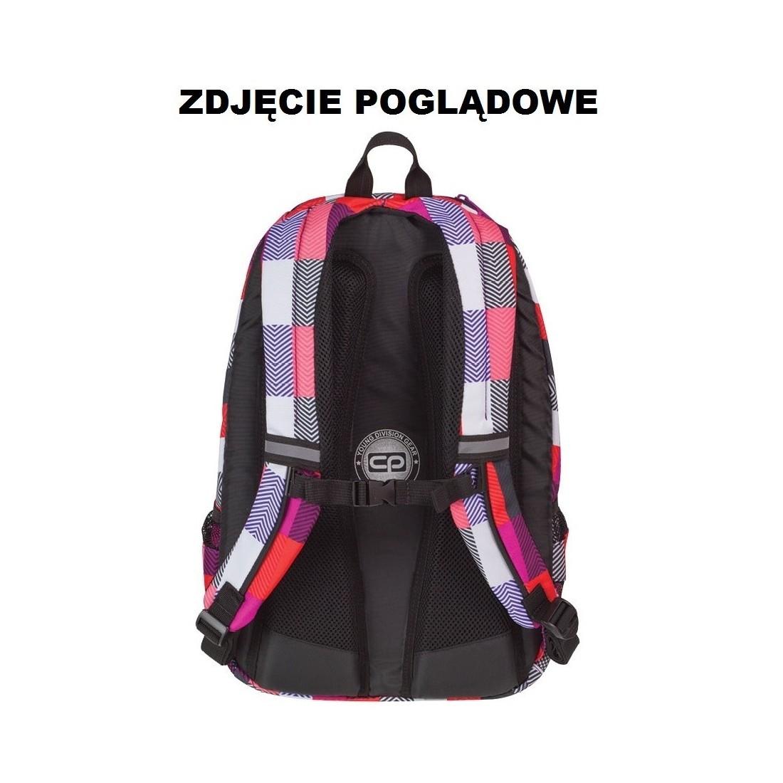 Plecak młodzieżowy CoolPack CP 923 Urban Snow Hills dla