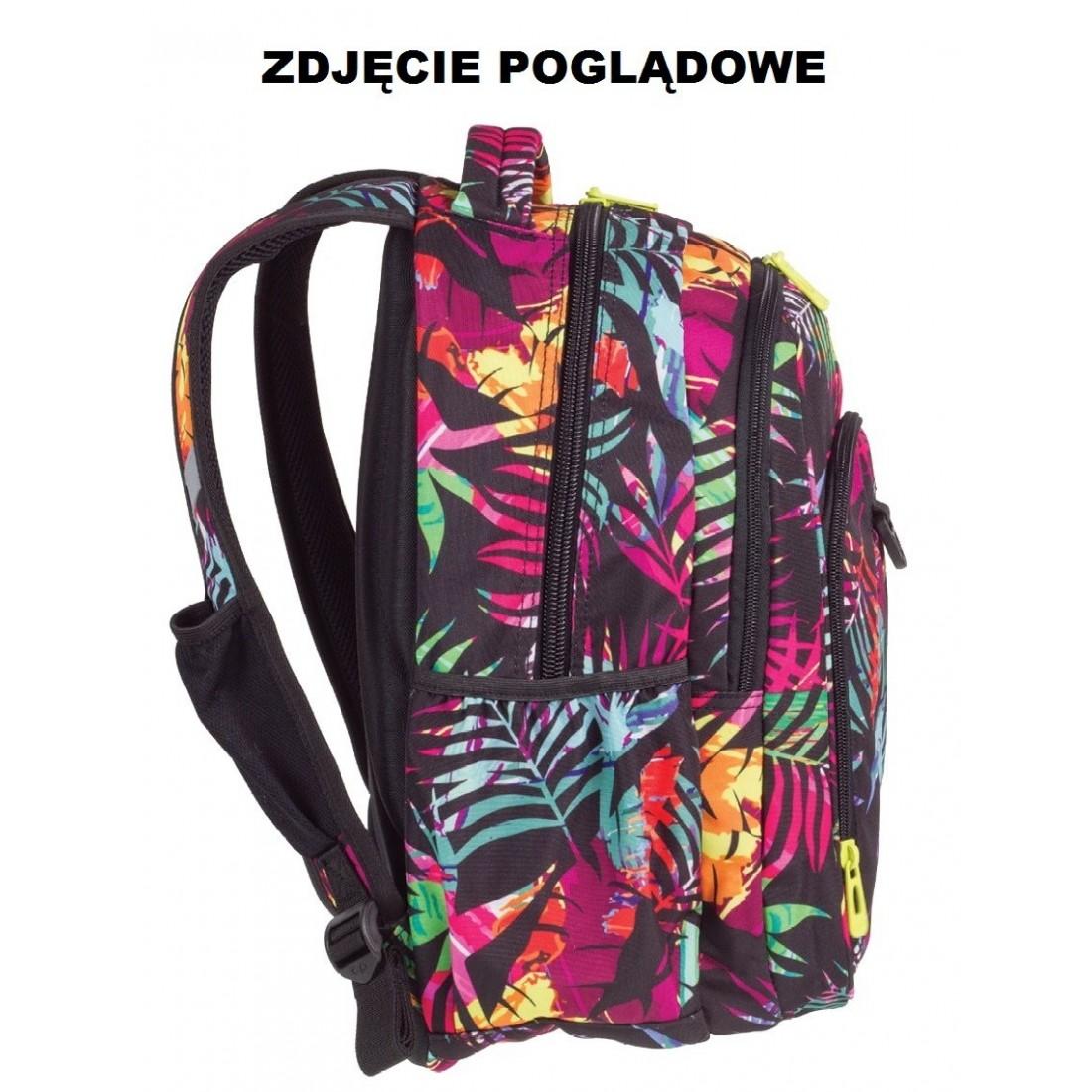 a80744448fb93 ... Plecak młodzieżowy CoolPack CP STRIKE BOHO ELECTRA 781 Aztec Boho ...