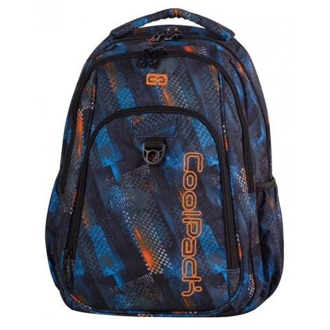 Plecak młodzieżowy CoolPack CP STRIKE TIRE TRACKS 750 ślady opon