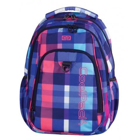 Plecak młodzieżowy CoolPack CP STRIKE CUBIC 731 kolorowe kwadraty