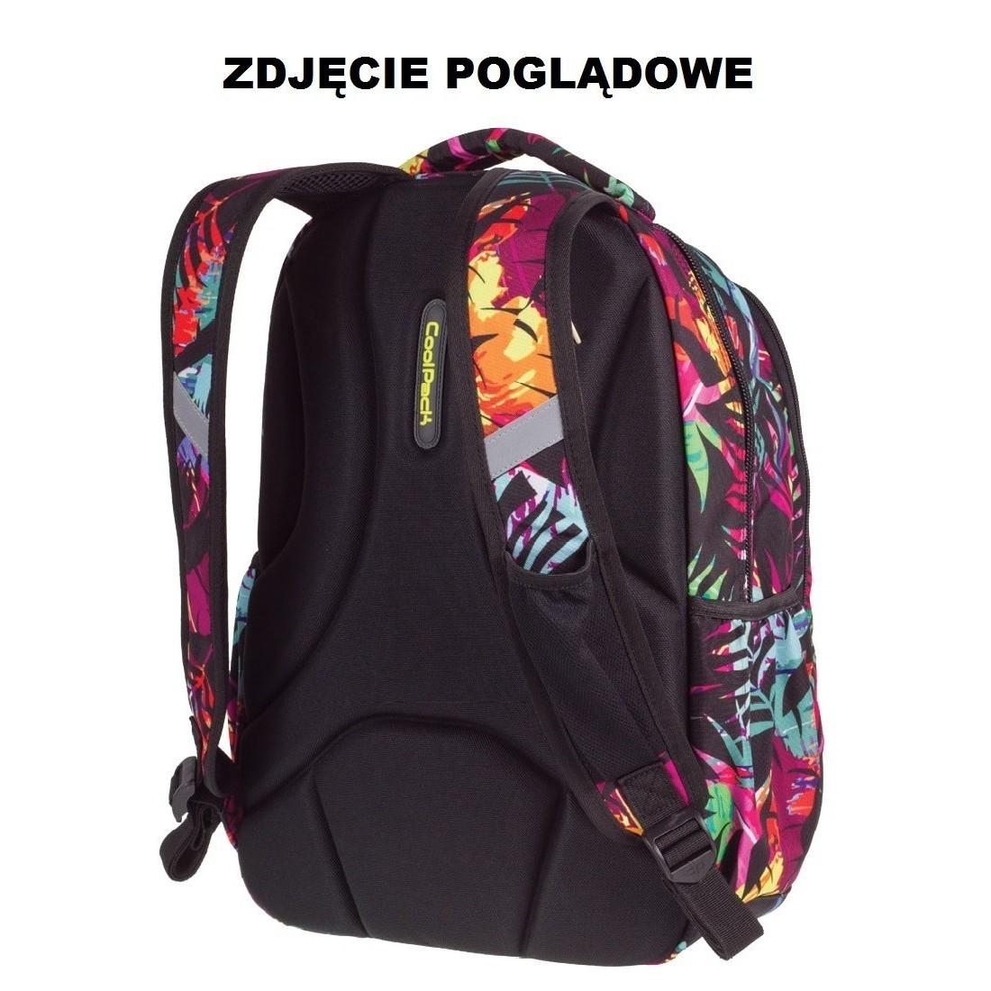 24efd0b2da1f5 ... Plecak młodzieżowy CoolPack CP STRIKE CUBIC 731 kolorowe kwadraty