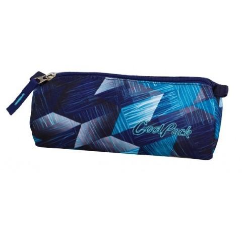 Piórnik szkolny TUBA Coolpack FROZEN BLUE CP 641