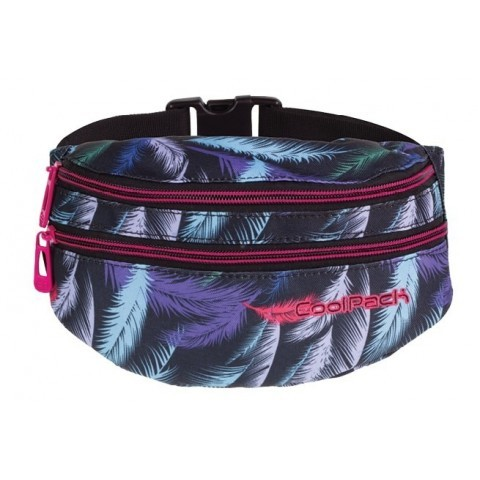 Saszetka / nerka / torba na pas CoolPack MADISON PLUMES CP 967